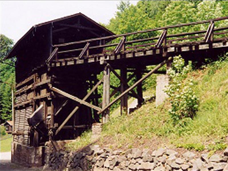 Bergwerk-Hühn