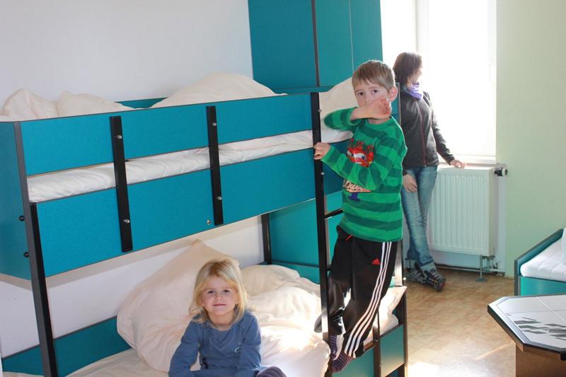 Zimmer für Familien