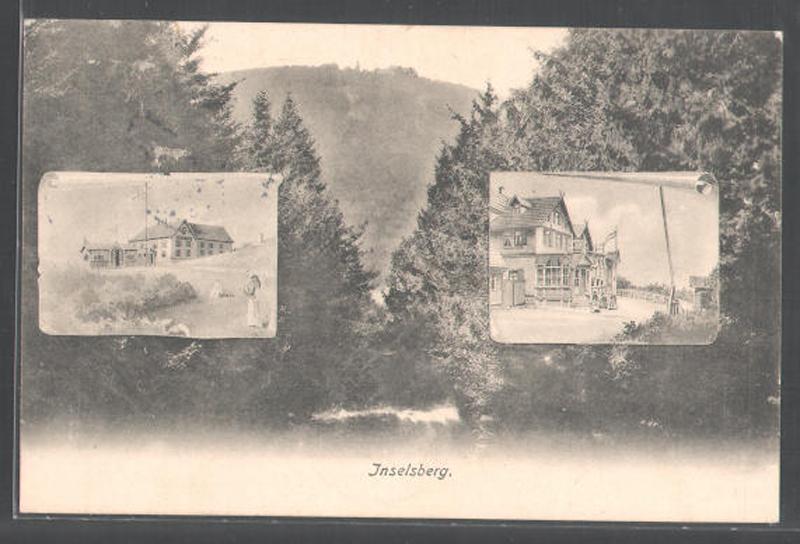 Inselsberg 1905