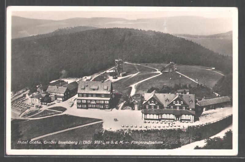 Preusischer Hof 1934