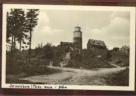 Inselsberg 1934