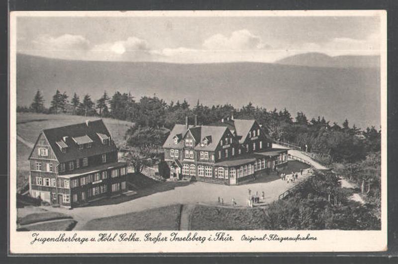 Jugendherberge 1938