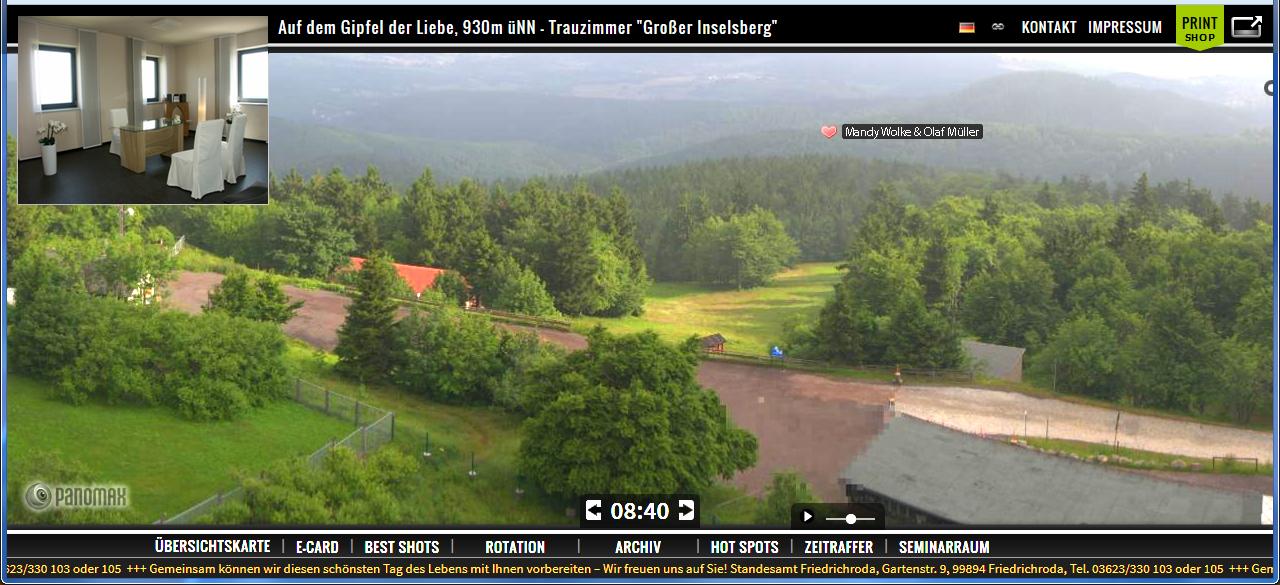 Jugendherberge Inselsberg